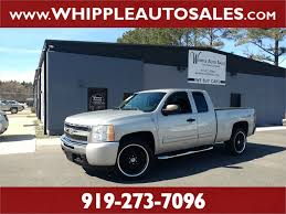 100 Truck For Sell 2011 CHEVROLET SILVERADO LT For Sale In Raleigh