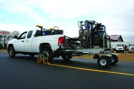 100 Lazer Truck Lines Graco Road RoadPak TowBehind Striping System