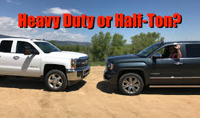 Chevy-gmc-heavy-duty-half-ton-comparison - The Fast Lane Truck 2016 Ford F150 Vs Ram 1500 Ecodiesel Chevy Silverado Autoguidecom 2012 Halfton Truck Shootout Nissan Titan 4x4 Pro4x Comparison 2015 Chevrolet 2500hd Questions Is A 2500 3 Pickup Truck Shdown We Compare The V6 12tons 12ton 5 Trucks Days 1 Winner Medium Duty What Does Threequarterton Oneton Mean When Talking 2018 Big Three Gms Market Share Soars In July Need To Tow Classic The Bring Halfton Diesels Detroit