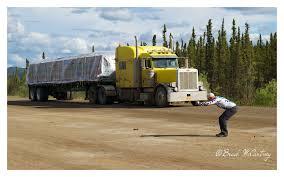 100 Brown Line Trucking Cycling The Dalton Highway To Prudhoe Bay BikeHikeSafari