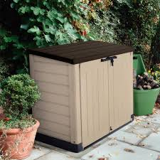 Suncast Resin Glidetop Outdoor Storage Shed Bms4900 by Keter Store It Out Max Outdoor Resin Horizontal Storage Shed