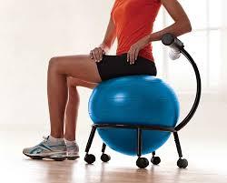 17 best balance ball chairs for sitting behind a desk vurni