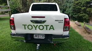 Toyota Hilux 2016 Car Review | AA New Zealand