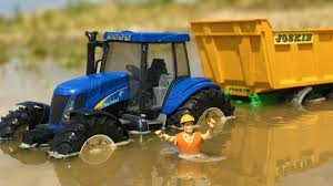 BRUDER TOYS Tractors In The MUD! | Kids Toys | Toys Cartoon - YouTube Cstruction Trucks For Children Learn Colors Bruder Toys Cement Bruder Tractors Claas New Holland John Deere Jcb 5cx Toys Youtube Children 02450 Cat Rolldozer Unboxing By Jack 4 Phillips Toy Garbage Truck Video 3 Videos Children And Tonka Toys Village New Road Mack Granite Dump Truck Rc Cveionfirst Load After Man Tgs Tanker 03775 Technology Of Boys 2014 Car Timber Scania Mobilbagger 0244 Excavator Site Dump Best Of Videos