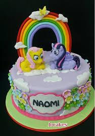 My Little Pony cake for Naomi s birthday