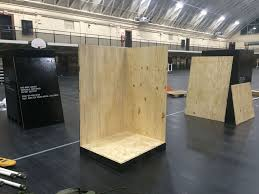 Clip Lok Crates Used For Shipping Military Tents