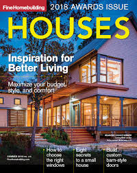 100 Home And House Magazine Issue 275 HOUSES 2018 Fine Building