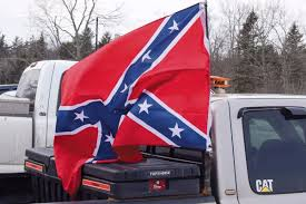 100 Confederate Flag Truck S S With S