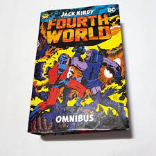 JACK KIRBY THE FOURTH WORLD OMNIBUS Books Stationery Fiction On