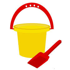 Beach Toys Sand Shovel Baby Bucket