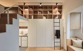 100 Tiny Apartment Design Architectural Drawings 10 Clever Plans For S
