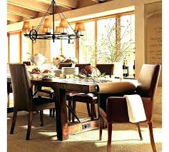 Pottery Barn Dining Room Table Brilliant Chair Home Interiors