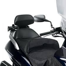 siege enfant givi et dossier pour passager moto givi tb19 pour honda silver wing 400