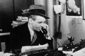 The Crime Segments Traveling Back Through Time 1930s And An Homage To Original Black Mask Magazine Jerry Tracy Celebrity Reporter