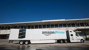100 Semi Truck Trailers Amazon Takes Control Of Delivery With Thousands Of Semi Truck
