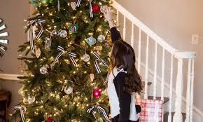 Prissy Design 9 Feet Christmas Tree Trees Foot Prelit Cover Artificial Storage Bag