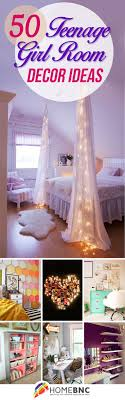 50 Stunning Ideas For A Teen Girls Bedroom