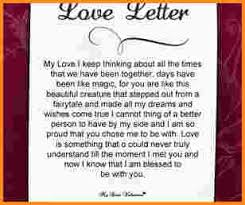 11 love letter to your girlfriend