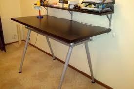 Ikea Galant L Shaped Desk by Galant Megadesk Ikea Hackers