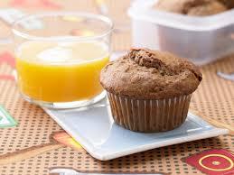 schoko muffins mit haferflocken