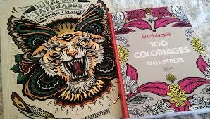 Album De Coloriage Pour Adulte