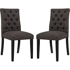 Duchess Dining Chair In Tufted Brown Fabric (Set Of 2) By Modway Skyline Fniture Tufted Ding Chair In Velvet White Room Chairs Sale Balthazar Leather Linen Set Of 2 Back Nailhead Trim Inspired Home Ashton Non Twill Metal Gray At Pottery Barn Diamond Sofa Nolan Leatherette On Charcoal Powder Coat Frame Gramercy Dark Grey Safavieh Mcr4701cset2 Milo 4 By Tallback Natural Fabric Christopher Details About 4x Beige High Upholstered Button Rockefellar Pu Or Square Arms Chrome Gold Jessica Charles Sebastian 1901t