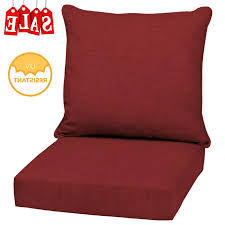 Outdoor Deep Seat Chair Patio Cushions S...