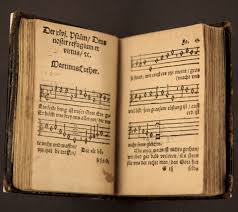 Luther Composed Hymns And Hymn Tunes Including A Mighty Fortress Is Our God