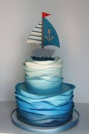 Cake Decoration Ideas For A Man by Best 25 Baby Boy Cakes Ideas On Pinterest Boy Baby Shower Cakes