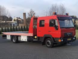 100 New Tow Trucks For Sale MAN TGL 12185 Pyta Hydrauliczna Tow Trucks For Sale Recovery