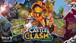 Pumpkin Duke Castle Clash Hack by Castle Clash Gameplay Strategy Android Ios English Youtube