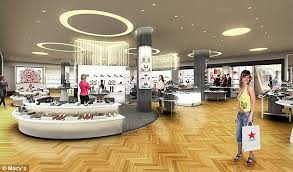 Macys Herald Square Floor Map by Macy U0027s Reignites Shoe Floor War As It Takes On Saks Fifth Avenue