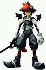 Halloween Town Keyblade by Estarland Com Buy Kingdom Hearts Play Arts Halloween Town Sora