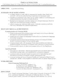 Objective Resume Examples Cleaner Sample Example For Hotel Restaurant Management Graduate