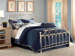 Wrought Iron King Headboard And Footboard by Alluring Metal Headboard And Footboard Wrought Iron Beds Iron Beds