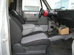 front seats 84 k5 silverado