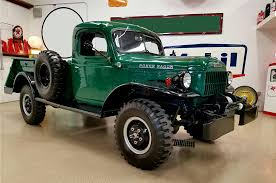 100 Vintage Dodge Trucks Just Listed Two Very Different Flavors Of Power Wagon