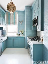 Credit Image Blue Kitchen Decor 6