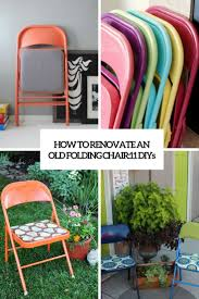 How To Renovate An Old Folding Chair: 11 DIYs - Shelterness Metal Folding Chairs To Consider Getting And Using Amazoncom Simple White Stool 3 Step Portable Snowman Santa Claus Cap Chair Cover Christmas Dinner Table Cement Argos Asda Umbrella Square Woode Decoration Covers How To Renovate An Old 11 Diys Shelterness Ideas About Arrow Toilet Seat Frankydiablos Diy Sew Unique Diy Polyester Round Foldable Laptop Tablecomputer Deskmultipurpose Bed Lazy Table Desk Us 394 16 Offmini Chalkboard With Wooden Easel Suit For Marker Chalk Perfect Wedding Party Daily Home Decorationin