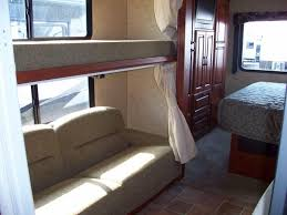 Class C Motorhome With Bunk Beds by Used 2011 Sun Seeker 317ods Bunk Slide With Rear Queen Bed Class C