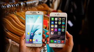 iPhone 6 vs Samsung Galaxy S6 Here s the difference CNET