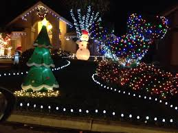 Christmas Tree Lane Fresno by Les Belle Lettres A Very Fun And Magical Season
