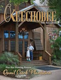 Okeechobee The Magazine Sept Oct 2016 By
