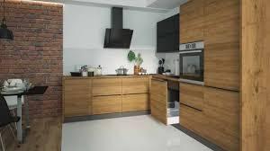 küchenzeile l form 285x235 cm mit arbeitsplatte