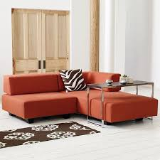 West Elm Tillary Sofa by Tillary Modular Sofa The Trick Is Weighted Back Cushions So No