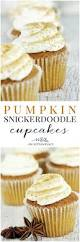 Pumpkin Spice Pudding Snickerdoodles by Pumpkin Snickerdoodle Cupcakes Recipe On Sutton Place