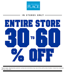 The Childrens Place Coupons - 20-30% Off At The Childrens ... Start Fitness Discount Code 2018 Print Discount Coupons For Michaels Canada 19 Secrets To Getting The Childrens Place Clothes Place Coupons Canada Recent Ski Pennsylvania Free Best Baby Deals This Week Bargain Hunting Moms Kids Free 2030 Off At 2019 Lake George Outlets