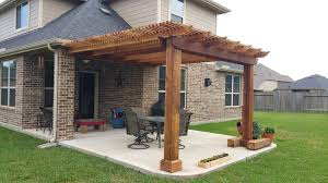 Chic Patio Cover Designs 22 Patio Cover Designs Ideas Plans Design