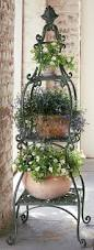 Patio Plant Stand Uk by Best 25 Outdoor Planters Ideas On Pinterest Potted Plants