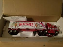 Matchbox 1 58 Scale Cargo Truck Trailer Semi Beefeater The Spirit Of ... Buy Matchbox M35271 158 Shell Kenworth W900 Semitanker Exbox 155 Ultra Series Freightliner Hersheys Semi Truck Review Turns 65 Celebrates Its Sapphire Anniversary Wit Semi Trucks For Sale Matchbox Big Movers Red Coca Cola Truck 999 Pclick Episode 47 Lot Of And Rigs Youtube Vintage King Size Nok16 Dodge Tractor Trailer Diecast Corona Beer 1100th New 1861167250 Flat Nose Ups United Parcel Service Toy Model Tow Wreckers Peterbilt Tanker Getty 1984 Macau